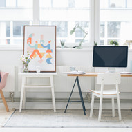 5 WAYS TO ENHANCE YOUR HOME OFFICE SPACE