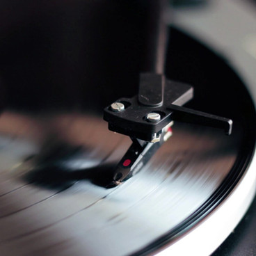 Listen to Vinyl