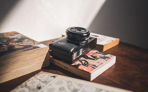 従来のカメラ