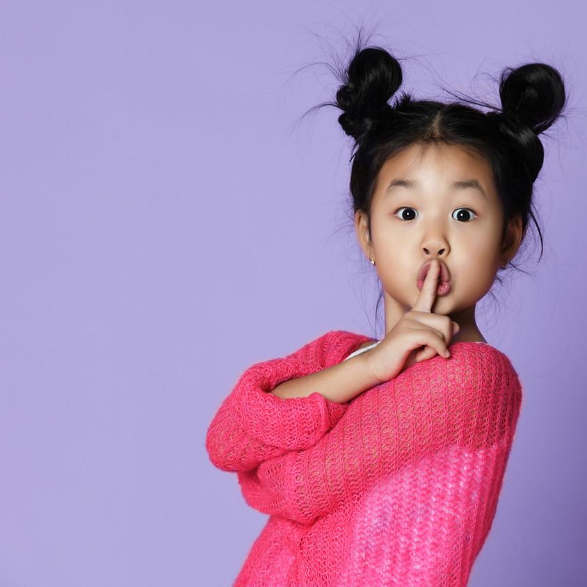 8 Class K-POP Dance Course (age 5-10)