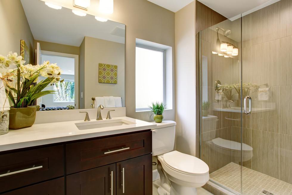 ━ Bathrooms