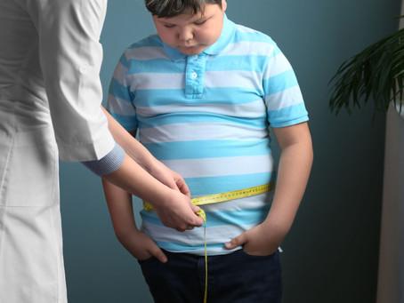 ¿Son los padres conscientes de que sus hijos tienen sobrepeso?