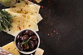 Käse & Oliven