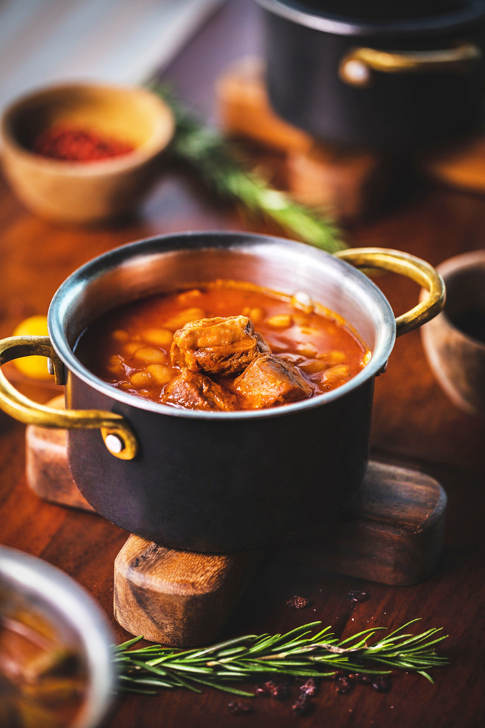 Beef & Mushroom Stew For Healthy Joint Nutrition