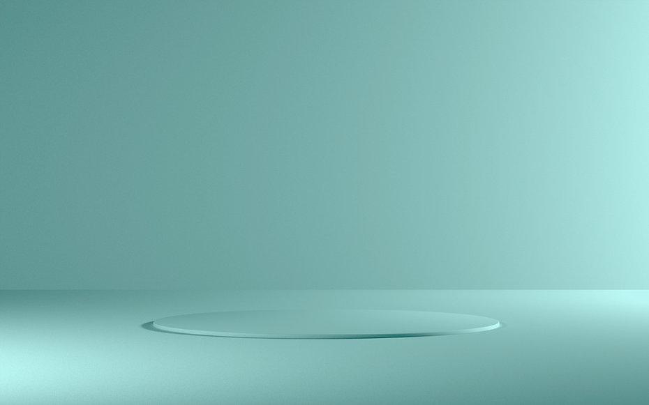 平円形ステージ