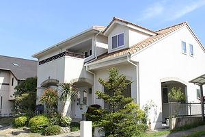 戸建て住宅塗り替え