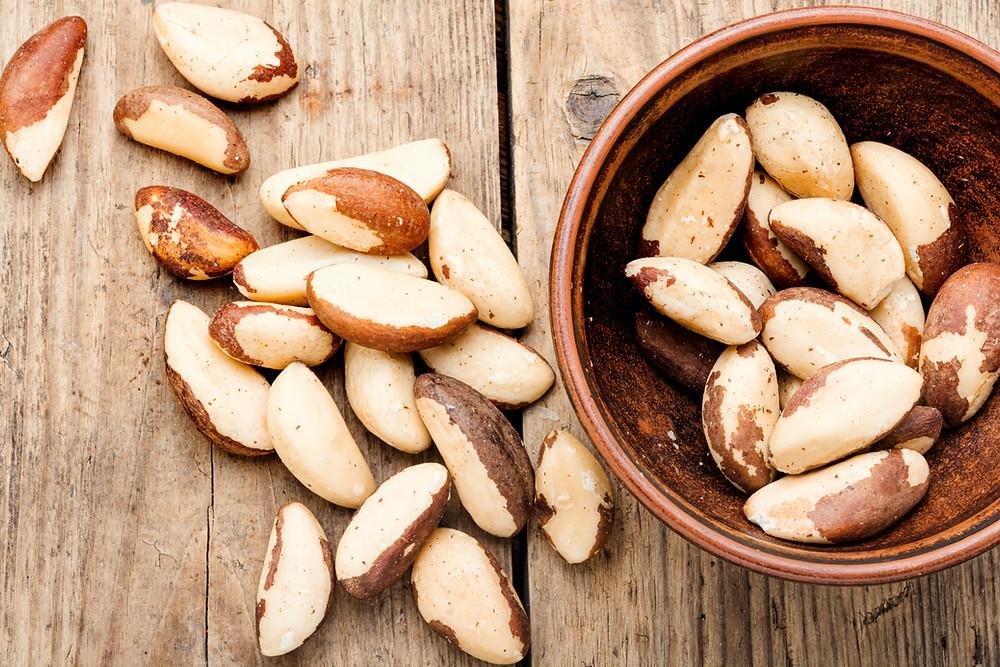 Pähkinöissä ja siemenissä on arvokkaita ravintoaineita.