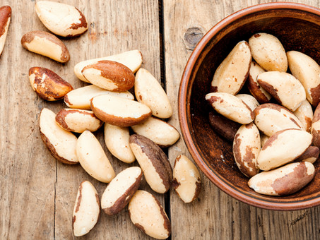 Nuts Are A Great Snack