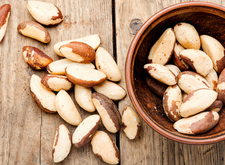 Brazil Nuts: A Supplement in Nut Form