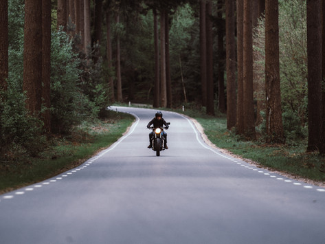 Motorcycling Guide: Buying Your First Motorcycle