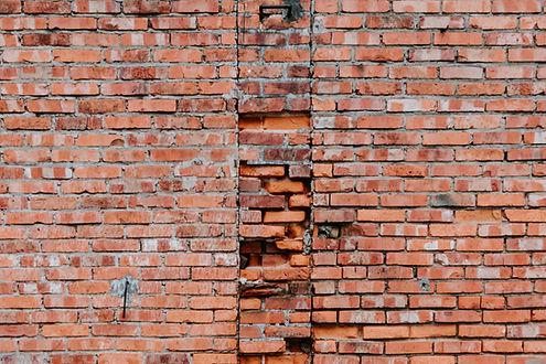 Rusty Brick Wall