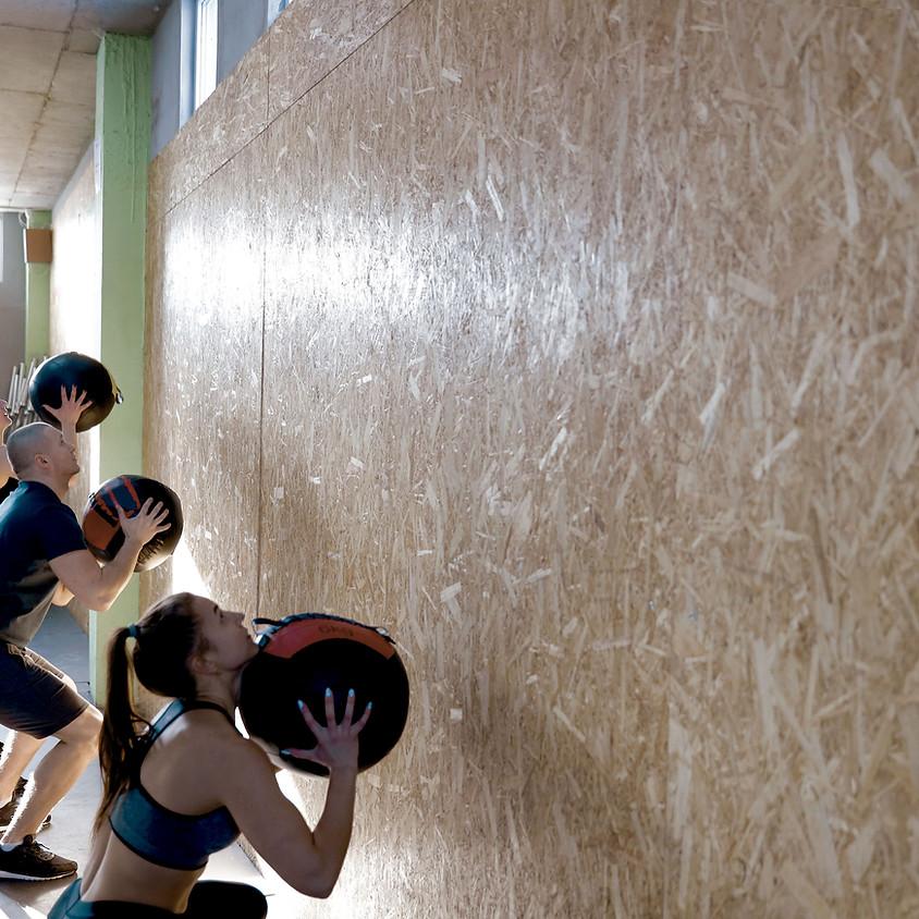 Baseline Phoenix Basketball - Train From Home - PHOENIX BLOWOUT IV with Kellly Kirwan from FITU Personal Training