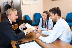 Avvocato e clienti