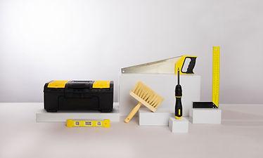 Handwerker-Werkzeuge