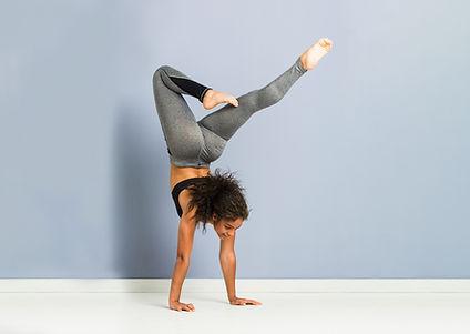 Performing Handstand