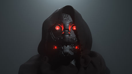 Scary Robot
