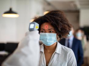 Termômetro infravermelho, testa e glândula pineal: qual a relação?
