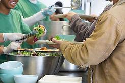 Comedor de beneficencia