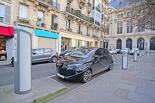 Calcul temps de recharge voiture électrique