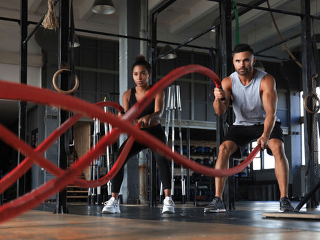 The Difference Between CrossFit and the Functional Fitness League