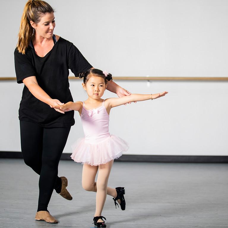 IDTA Latin Dance Bronze (5-9 years)  2021 Term 1 (May - July)
