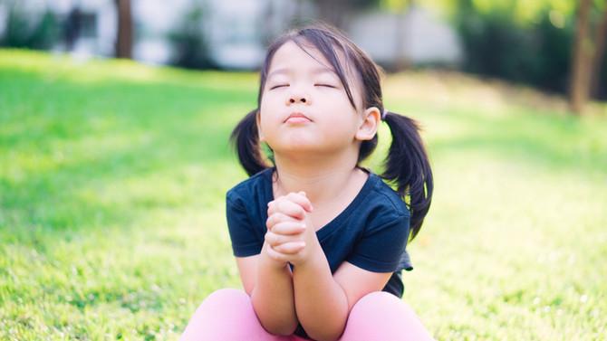 Why Do You Pray?