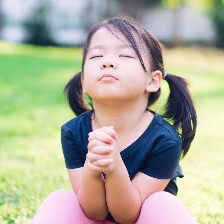 Praise, Prayer & Ponder