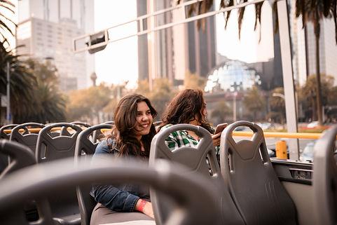 Bus touristique