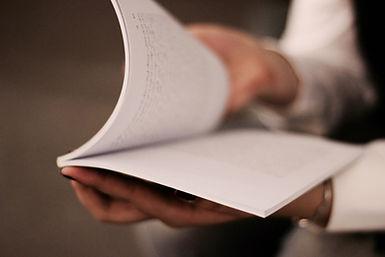 Ouvrir livre étude