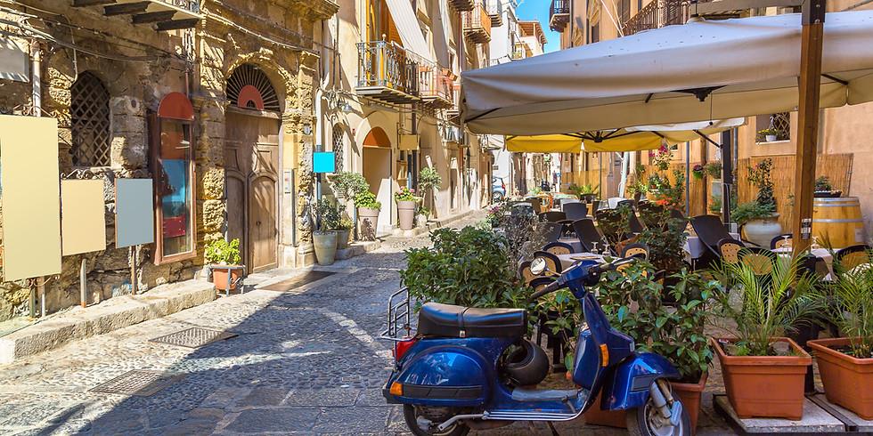 Tour Sicilia Palermo - Agrigento - Cefalù