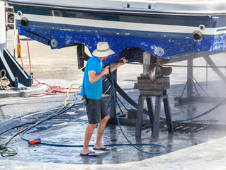 5 Steps to Winterize Your Boat the Easy Way