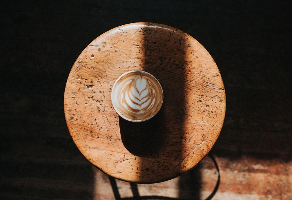 coffee, coffee table