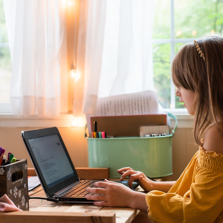 Online Safety for children aged 6 to 11 years old