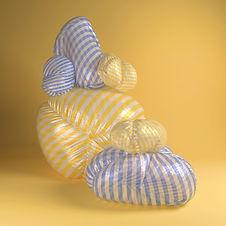 Plastic Balloon Sculpture