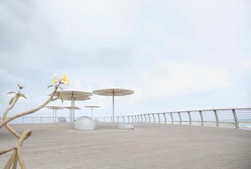 Pont de plage