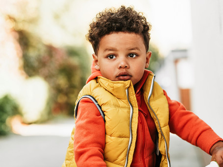 Equip Your Kids With A Bully-Proof Vest!