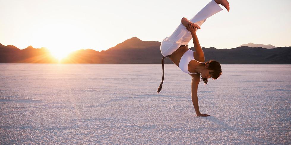 À la découverte de l'activité Capoeira