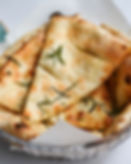 Panier à pain Naan