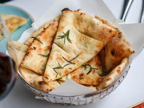 Mediterranean Gluten-Free Pita