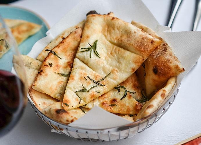 Naan Bread Basket
