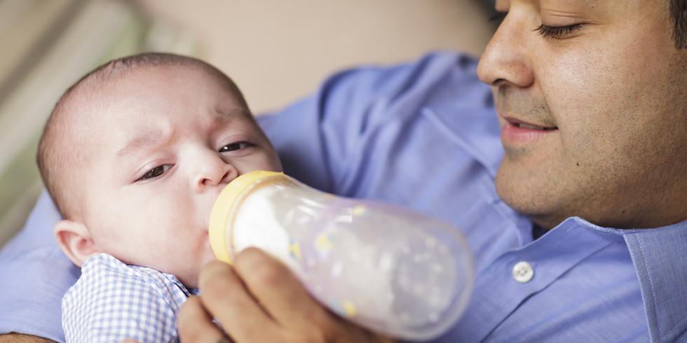 Teas and Talks - Feeding Baby 101