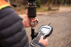 FROM SCANS TO DELIVERABLES: A SURVEYOR'S PERSPECTIVE
