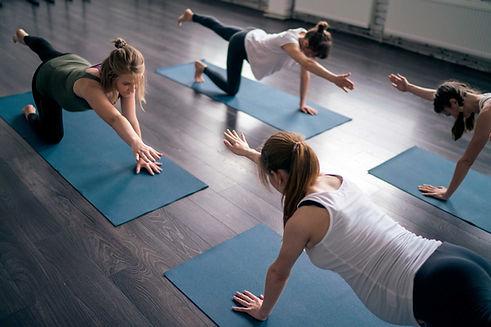 Yoga YoGym Kurs