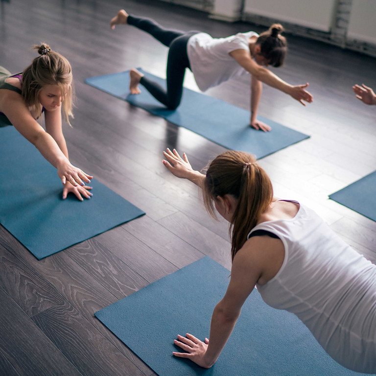 Spacious Heart Wed 9am Yoga for the Core ALL Levels