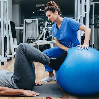 klassische Physiotherapie