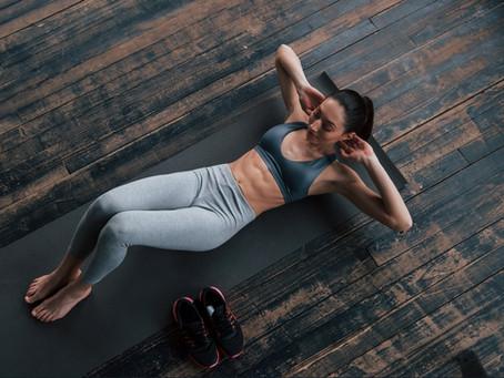 Voici 5 bonnes raisons de faire des exercices de gainage: conseils, tests et exercices!