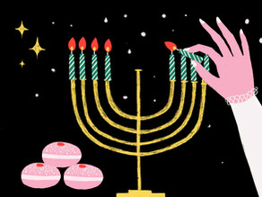 Rituals for Channukah