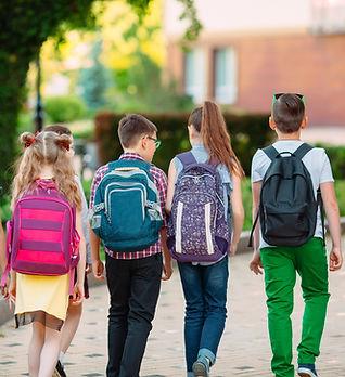 Alumnos de colegio