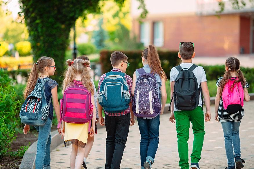 School Kids freedom