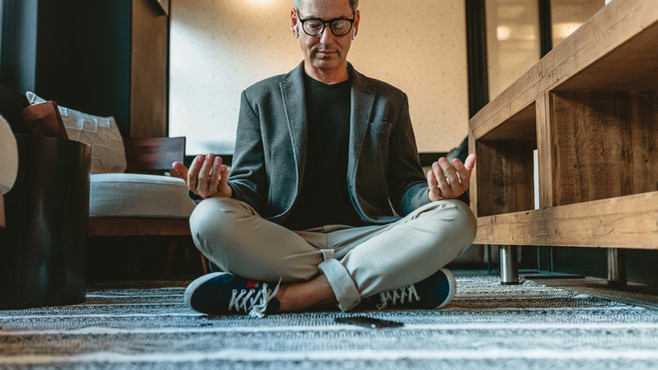 The Art of Mindfulness - A Guided Meditation Session